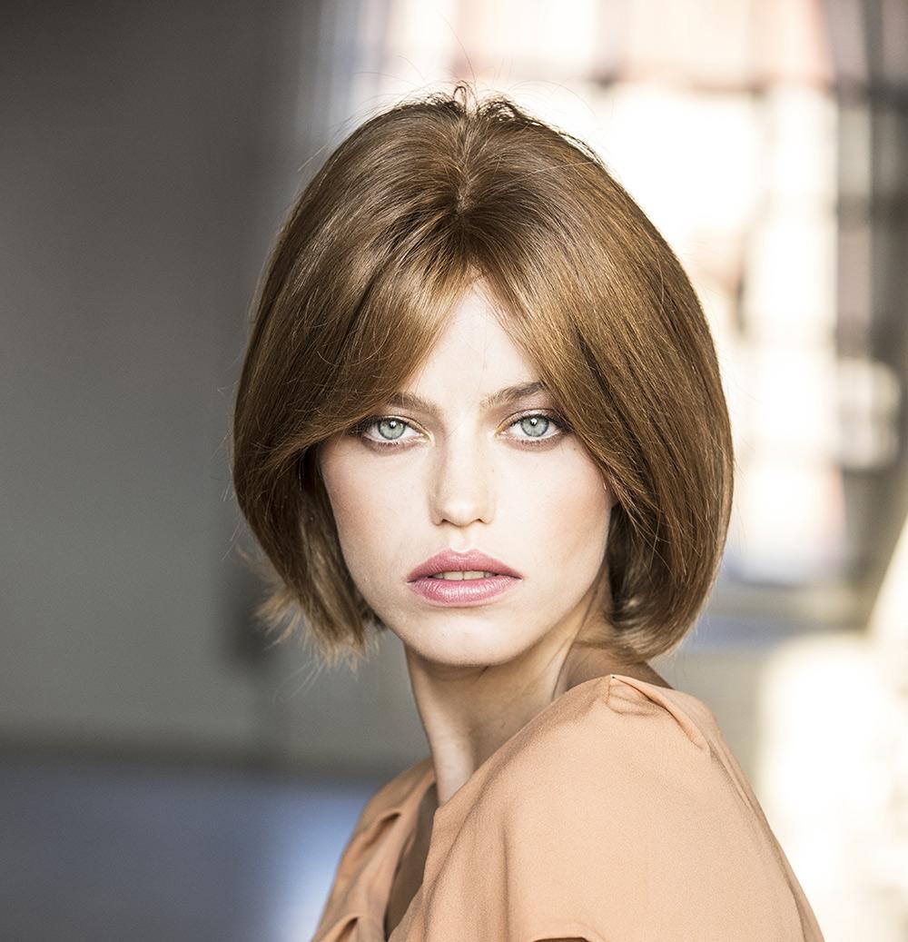 Parrucche in capelli europei