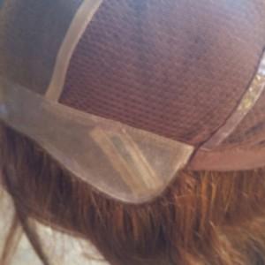 parrucca con antiscivolo