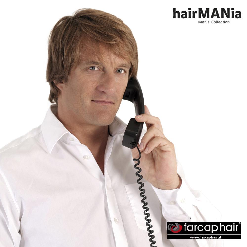 parrucche uomo in fibra sintetica, parrucche uomo milano, parrucche uomo